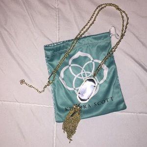 Kendra Scott Rayne Long Pendant Necklace